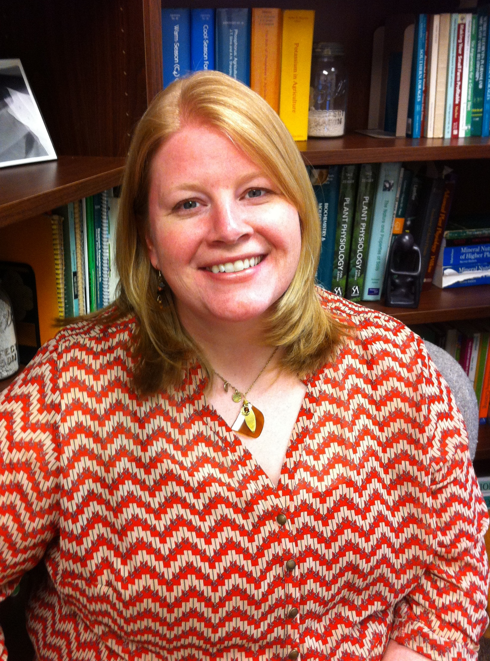 New Plant Science Professor Joins School of Agriculture