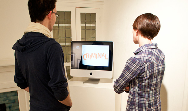 Design and Image 2012: Graphic Design and Illustration Student Exhibition starts Nov. 2