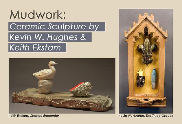 Ceramics faculty show in Arkansas