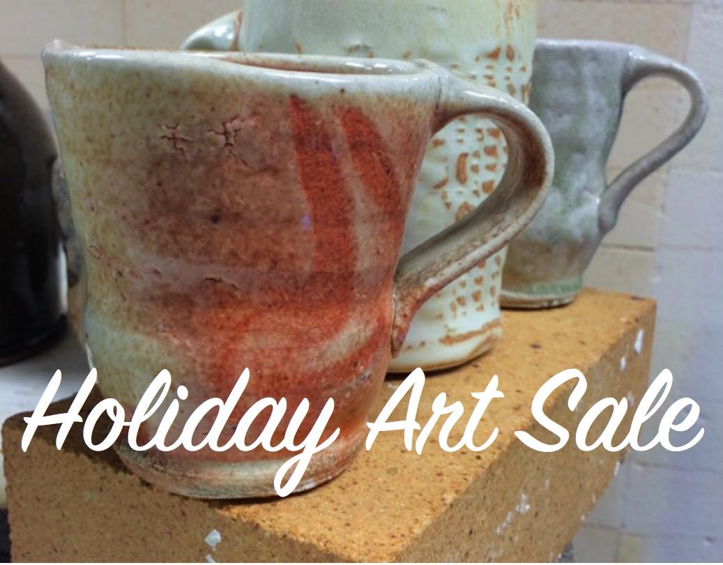 Holiday Art Sale begins Nov. 4