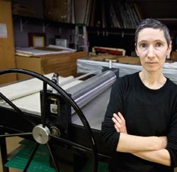 Brick City Gallery to feature work of award-winning printmaking artist