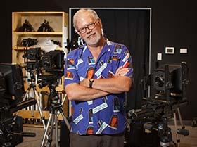 Mind's Eye explores work of photography professor