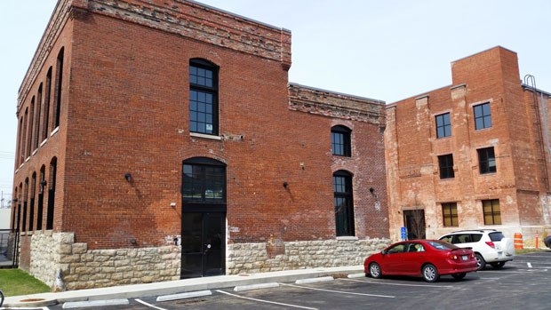 This 3000 Square Foot Building Is The Oldest Of Five It Was Constructed In 1900 As A Boiler House To Support Armour Creamery