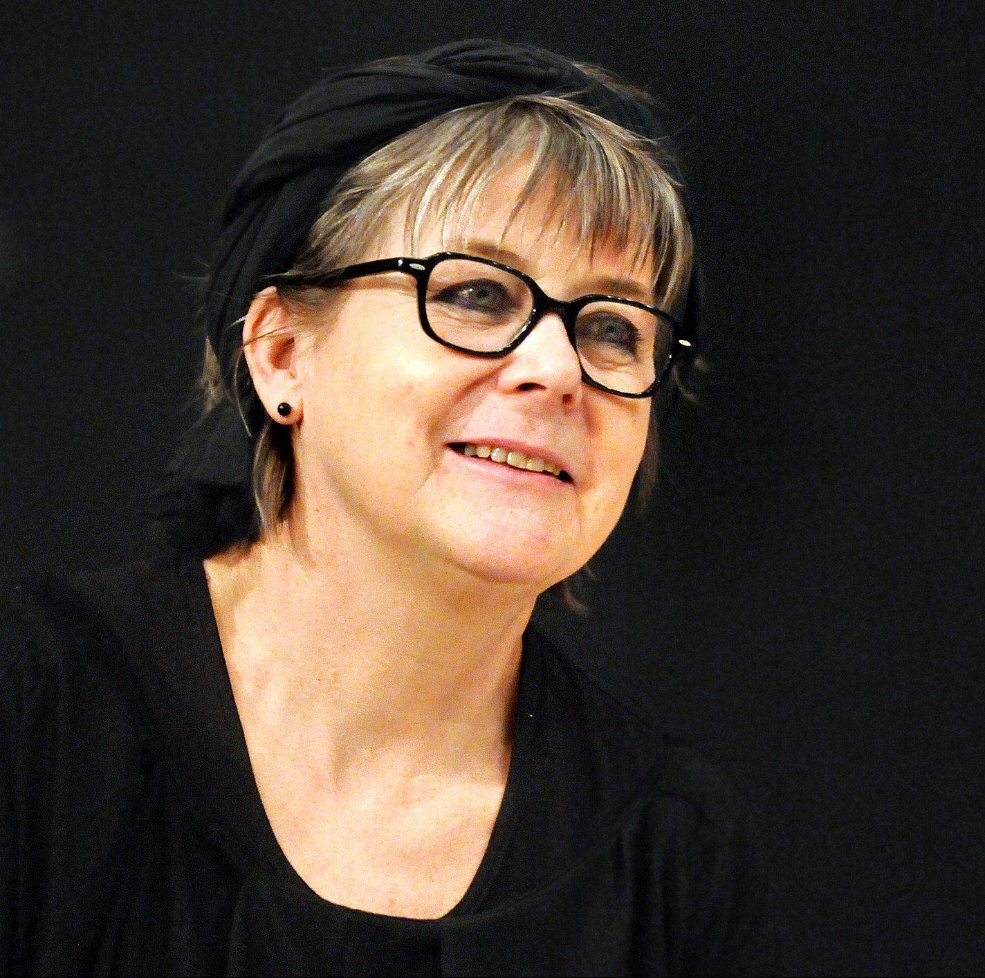 Danish visiting artist, Gitte Kath