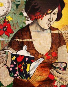 Time for Tea by Ainura Ashirova