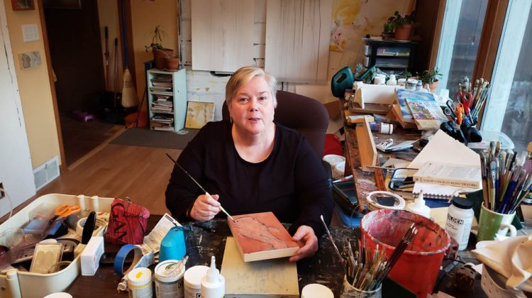 Sharon Harper to retire to the studio full-time!