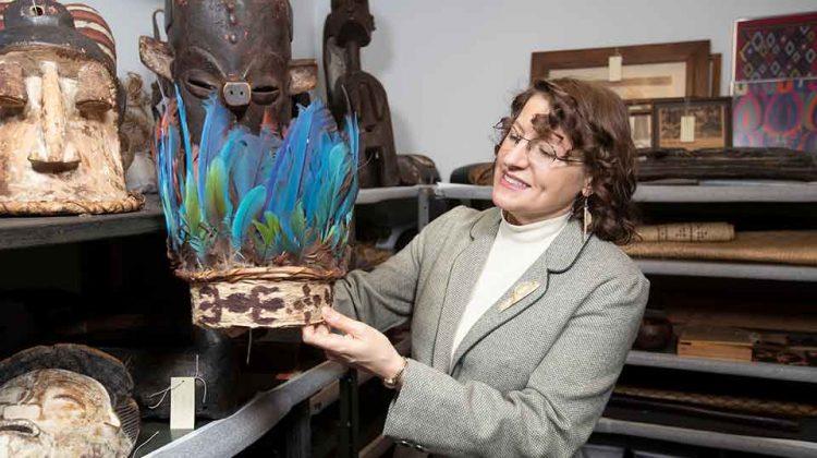 Dr. Billie Follensbee's work featured in Mind's Eye