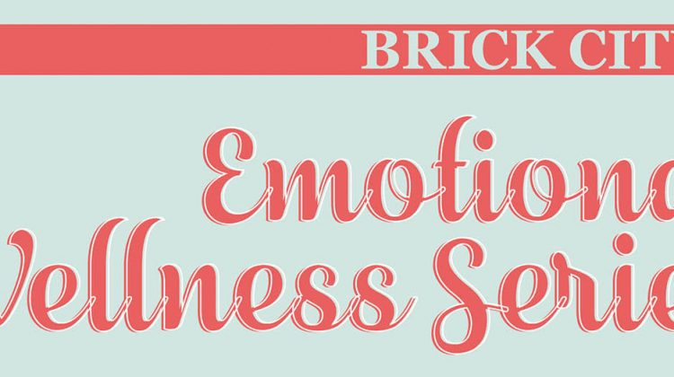 New lunchtime series on Emotional Health and Wellness