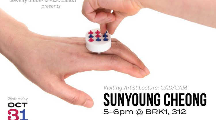 Upcoming: Visiting Artist Sunyoung Cheong