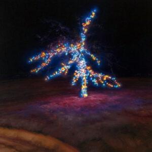 "Photo of painting ""Itaska Road"" by Sarah Williams"