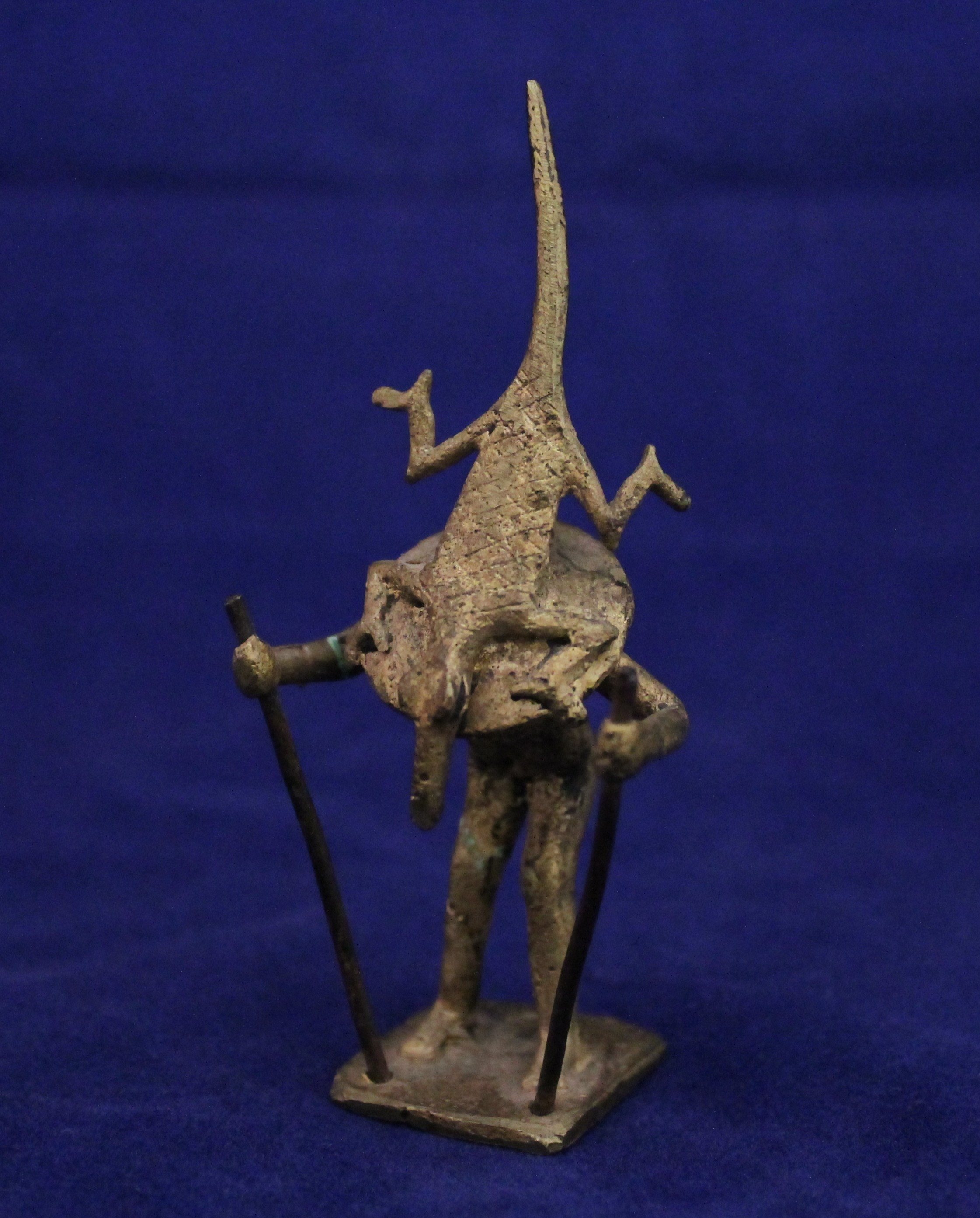 Senufo Brass Sculptures, Researched by Kayla Sanders