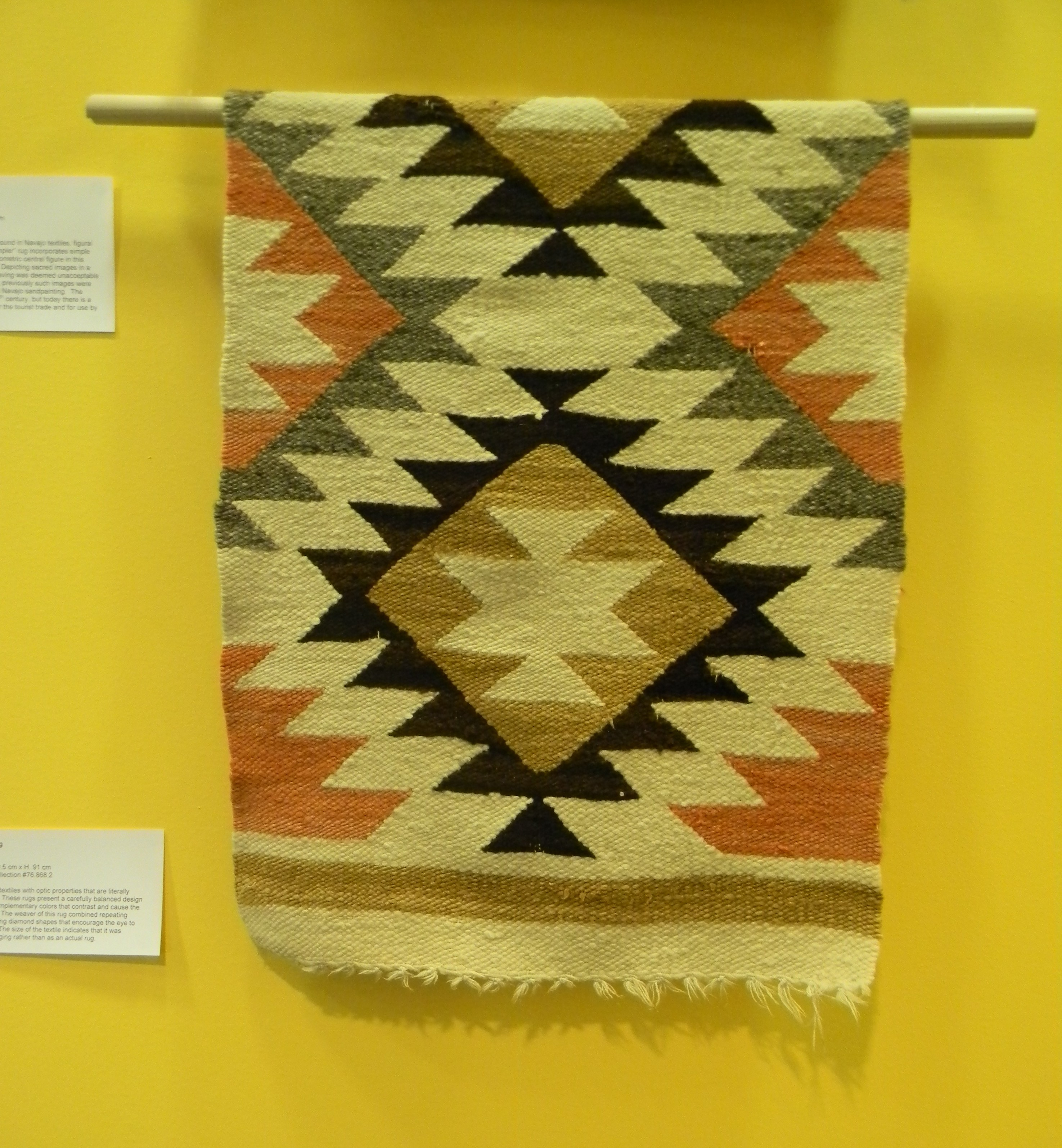 Native American Textiles, Researched by Rissa Fisher and Samantha ...