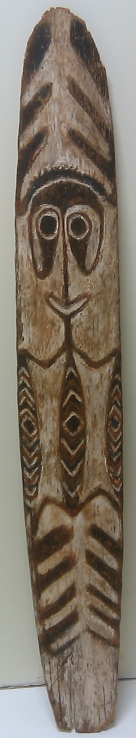 Papua New Guinea Spirit Boards, Researched and Conserved by Moira Anderson