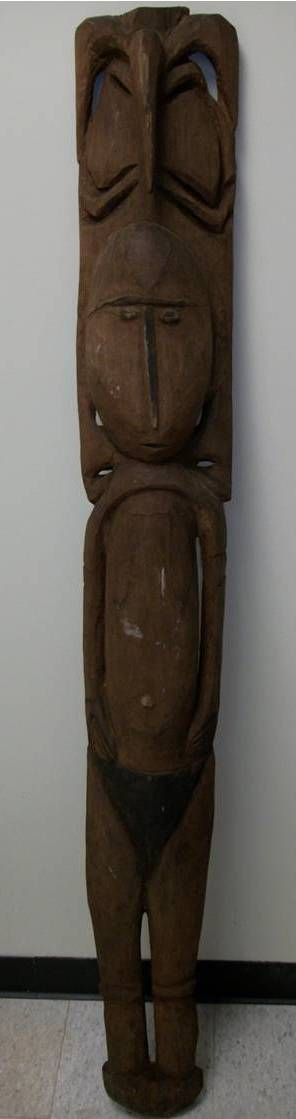 Tamberan Ancestor Figures, Researched and Conserved by Natha Klingensmith