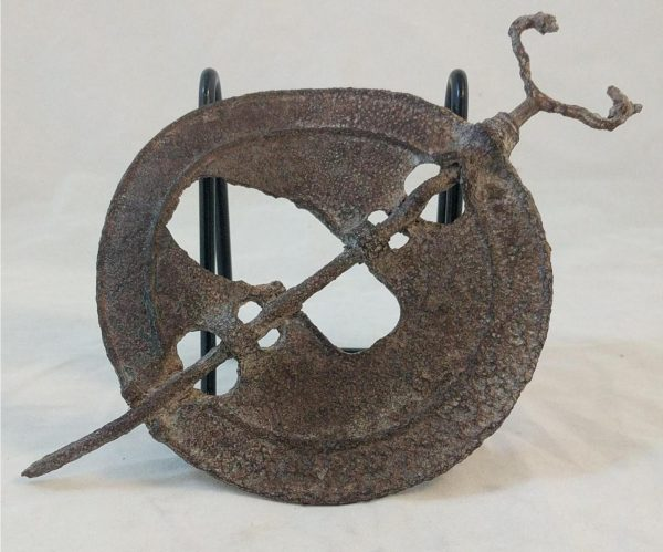 Metal Artifacts Associated with Wood-burning Stoves