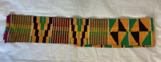 Image of Kente Cloth Stole
