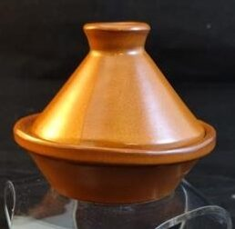 Image of Miniature Tagine for Holding Spices