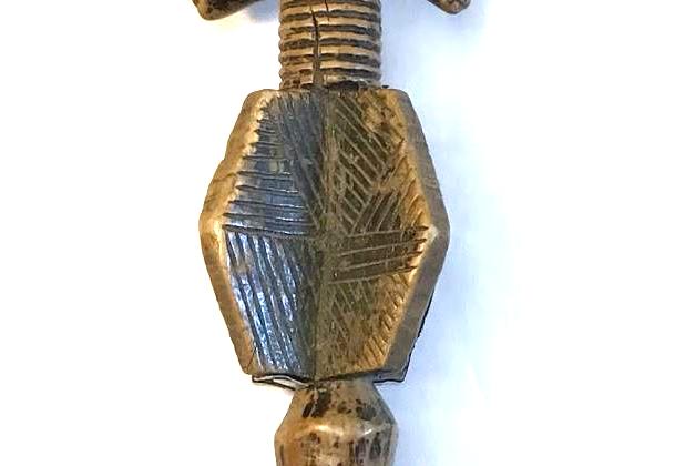Image of Six-Headed, Janus-style Memory Staff