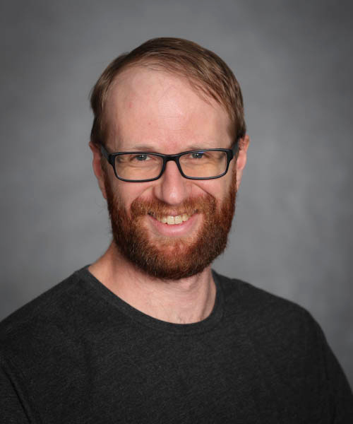 Dr. Steven Senger, Assistant Professor of Mathematics