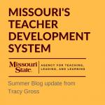 Missouri's Teacher Development System