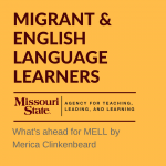 What's Ahead; Migrant & English Language Learners