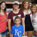 Alumni at Busch Stadium