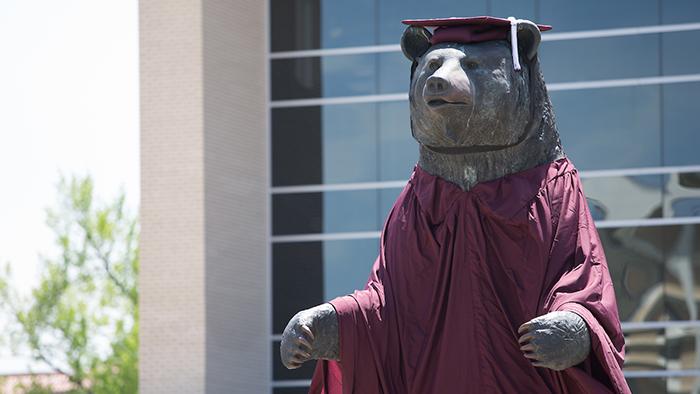 The PSU Bear