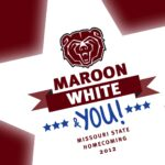 Maroon, White and You