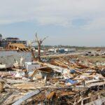 Debris from Joplin tornado