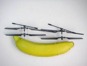 "Samuel Adam Swope, ""Banana 'copter,"" 2010"