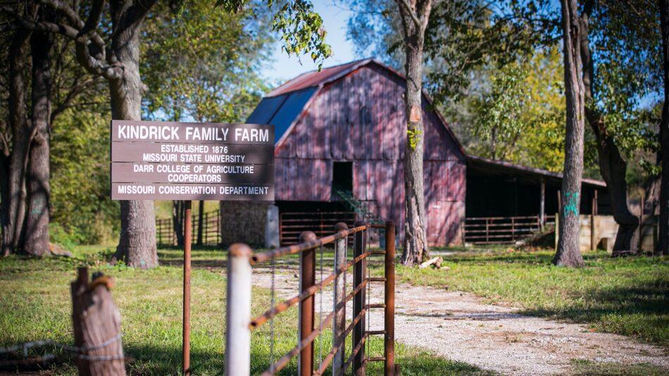 Barn at Kindrick Family Farm