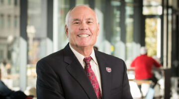 After becoming a business leader, veteran gives back