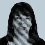 Brenda Grass, Strafford High School counselor, 1997 alumna