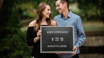 Kory and Stephanie June 22, 2019. #Dropitlower