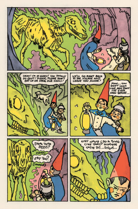 Comic by Cole Closser.