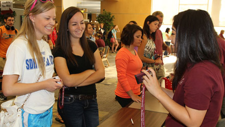 Move-in and Welcome Weekend tips for parents