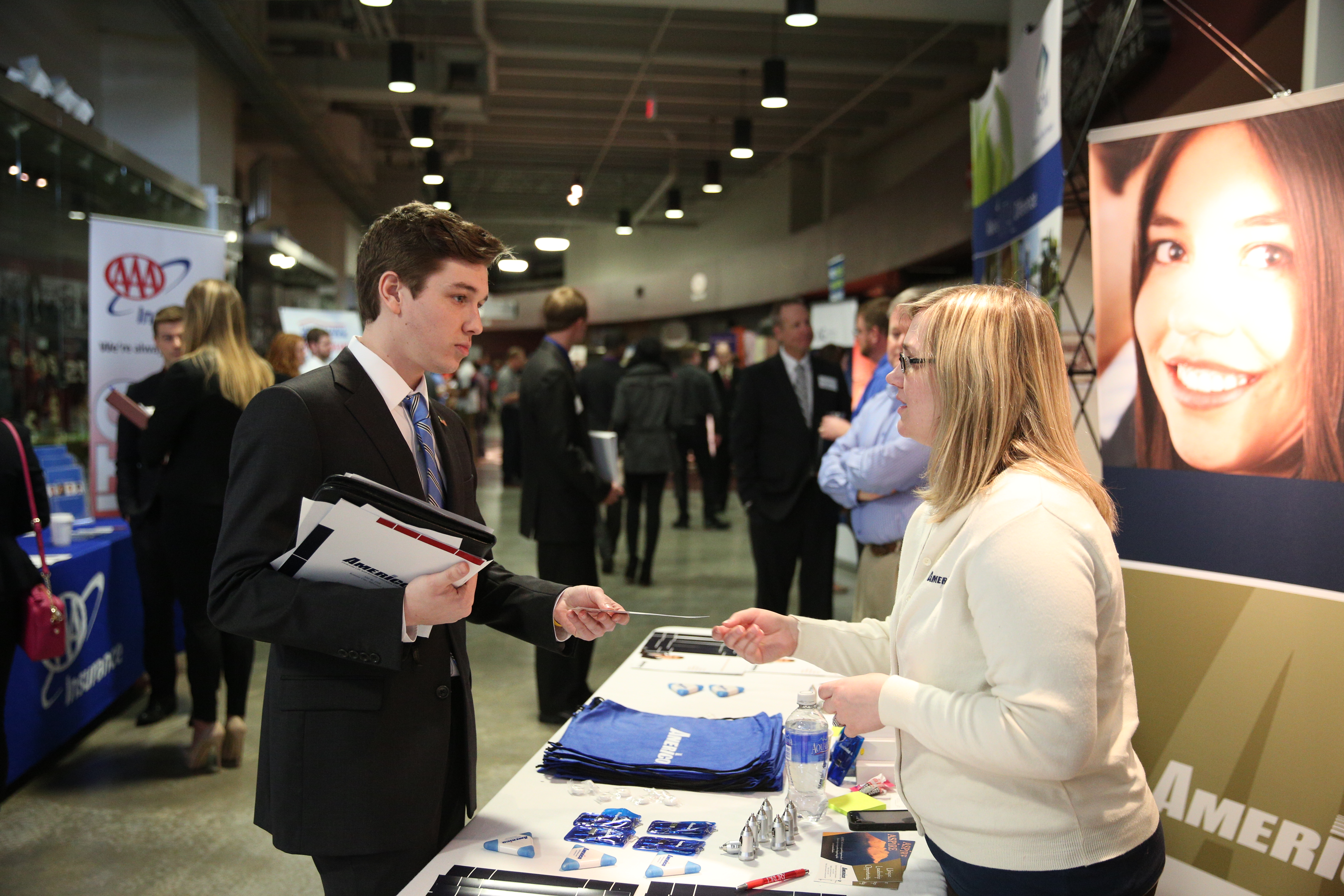 Career Expo 2015 – An Opportunity for your Student to Connect