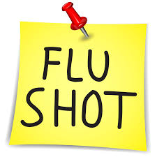 Quick Reminder from Taylor Health and Wellness – It's not too late to get a flu shot!