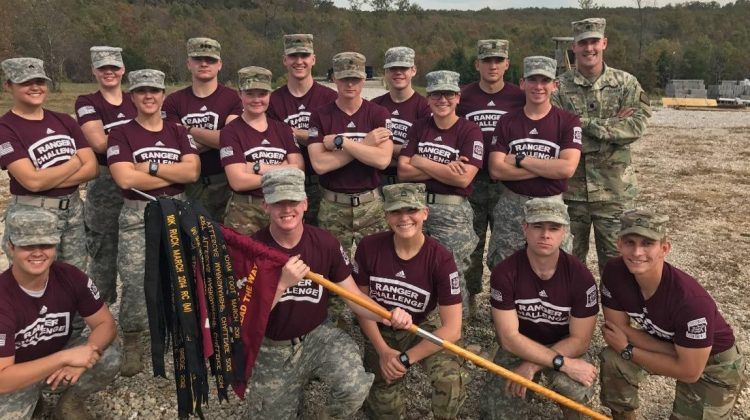 Spotlight on Scott Morris, LTC US Army – Missouri State ROTC