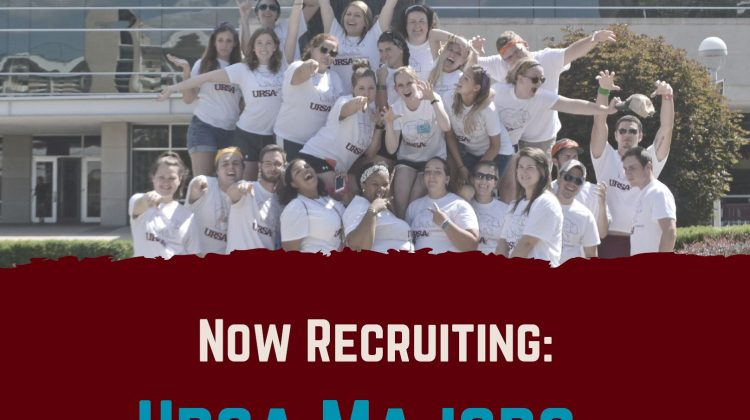 Student Leaders…Apply to be an Ursa Major
