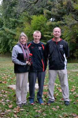 Spotlight on Ryan Tomlin – Running to Help