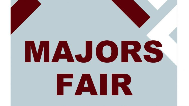 The Majors Fair – Encourage your Student to Attend