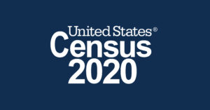 Logo for the 2020 Census