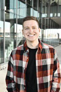 Blake Haynes, 2020-2021 Student Body Vice President