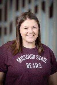 Anna Pellegrini, Orientation Assistant, Missouri State University
