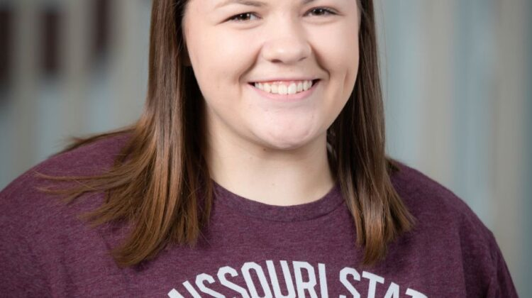 Anna Pellegrini, Orientation Assistant, Missouri State University
