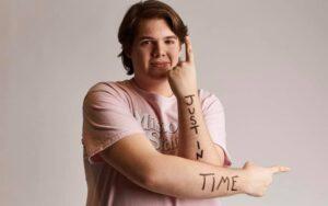 Michale Chapman, 2020-21 SOAR Student Assistant