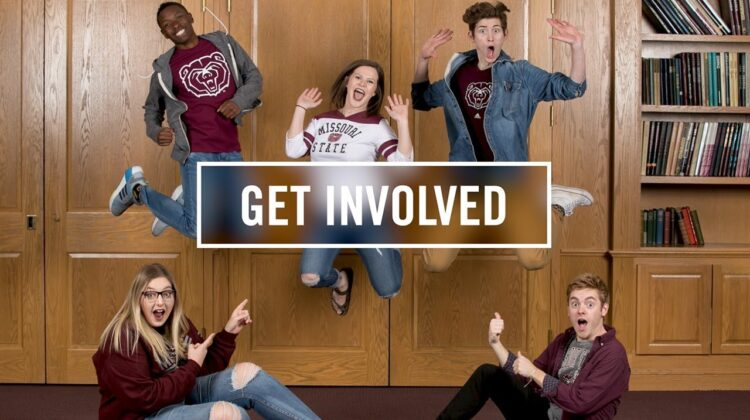 Get Involved at Missouri State University