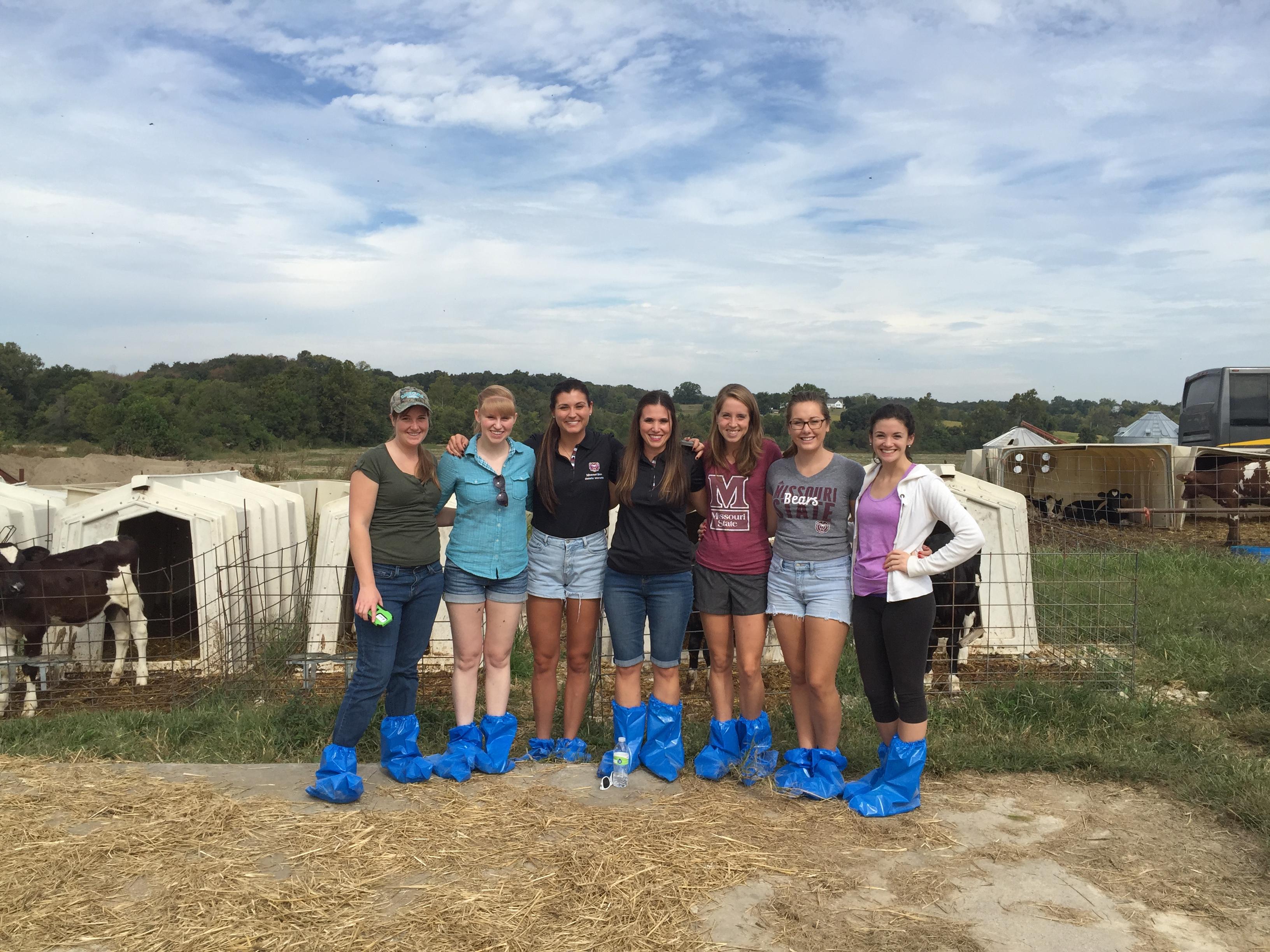 A Day at the Farm – Got Milk?