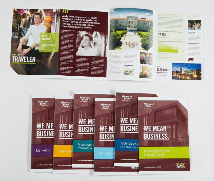 COB brochure series